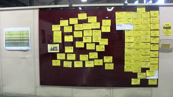 Bright Ideas Board