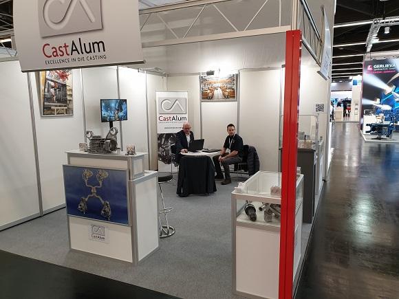 Euroguss CastAlum Stand